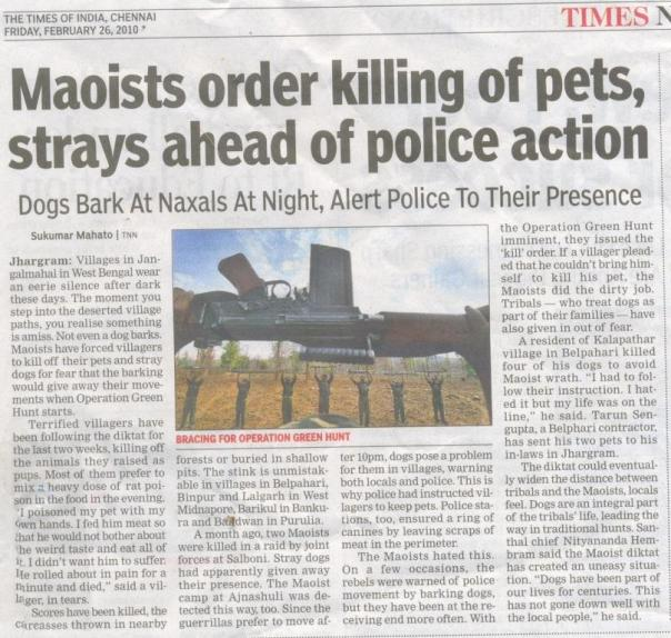 naxals-kill-street-dogs-and-pet-animals-to-keep-them-safe-from-police-action1