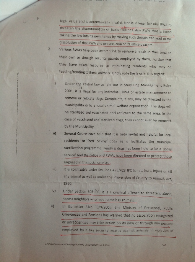 Gurgaon-Municipal-Corporation-Directive-regarding-pet-dogs-and-stray-dogs_2012_Page 2